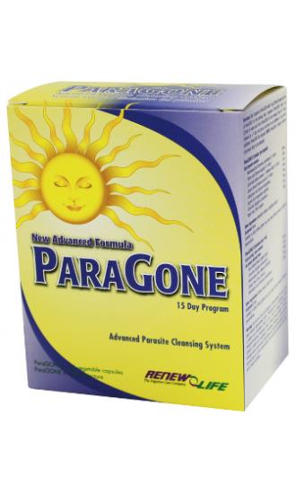 ParaGone, 15 Day Kit