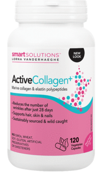 Smart Solutions Active Collagen, 120 Capsules